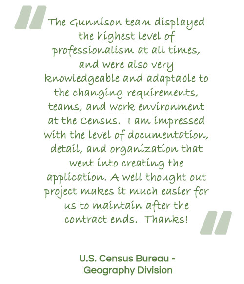 Gunnision-US-Census-Geography-Testimonial