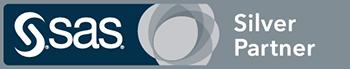 SAS Silver Partner Badge logo