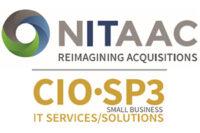 CIO SP3 NITAAC Logo