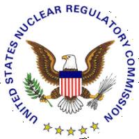 U.S. Nuclear Regulatory Commission Seal