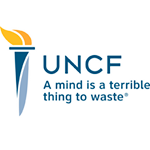 UNCF Logo, A Mind is a Terrible Thing to Waste