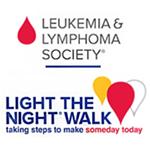 Leukemia Lymphoma Society and Light the Night Walk