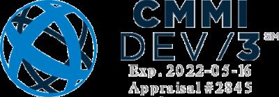 CMMI Dev/3 Logo